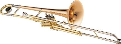 Jupiter 528RL Bb Valve Trombone (Rose Brass Bell) by Jupiter