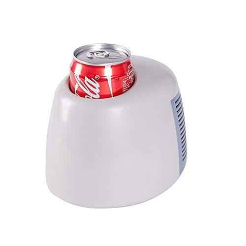 (HANXIAODONG Mini Fridge Electric Cooler USB Mini and Cold 12V Car Refrigerator Refrigerator USB Hot (Color, Size : 171513.5cm))