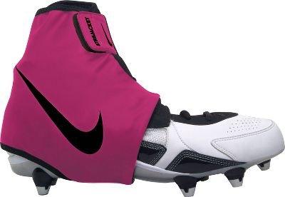 Nike Heren Str8 Voetbal Voetbalk Brace-systeem, Roze / Zwart, Xl