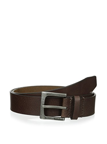 Timberland Men's Classic Jean Belt Brown 38