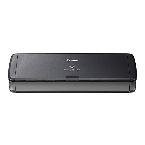 Canon imageFORMULA P-215II Mobile Document Scanner (Different Types Of Kernels In Operating System)