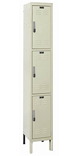 Hallowell UEL1288-3A-PT DigiTech Electronic Locker, 12