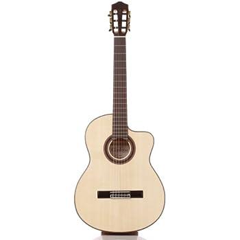 Cordoba Gk Studio Negra Ltd Guitare Flamenco Electro Guitares, Basses, Accessoires Housse