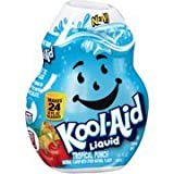Kool-Aid Tropical Punch Liquid Drink Mix, 1.62 fl oz(Case of 2)