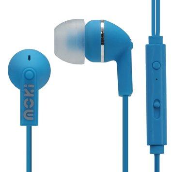 Moki Noise Isolation Earbuds (Blues) by Moki