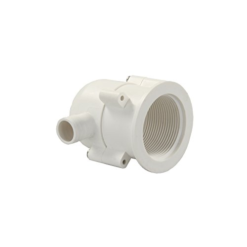 JR Products 95195 Exterior Evacuation Drain ()