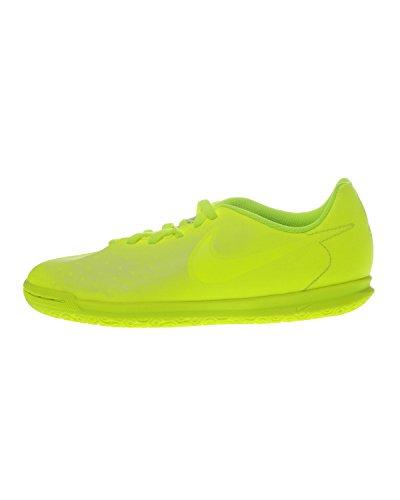 Nike Unisex-Kinder Magistax Ola II IC Fußballschuhe Weiß