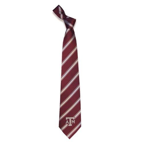 (Texas A&M Aggies Collegiate Woven Polyester Necktie)