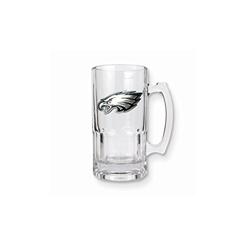 Philadelphia Eagles NFL 1 Liter Macho Mug - Primary Logo