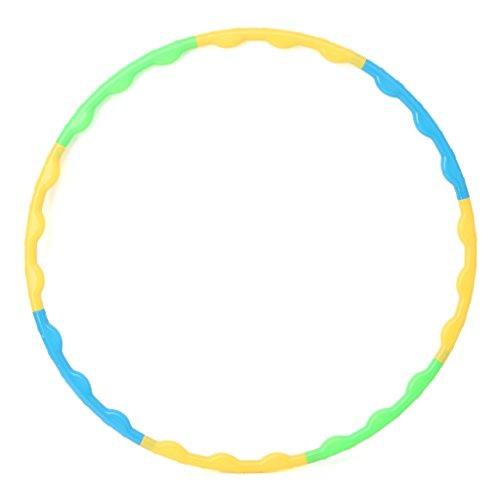 Sarora Detachable Colourful 55cm Exercise Small Hula Hoop-Hula Hoop for Kids ,Sports Aerobics Gymnastic&Playing
