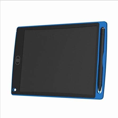 LKJASDHL 子供用LCDライティングボード8.5インチグリーンLCDタブレットラップトップ用手描きコンピューター製図板デジタルライティングパッド (色 : 8.5 inch blue)