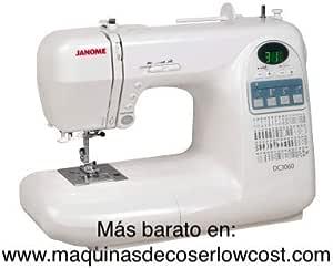 Janome 3060: Amazon.es: Hogar