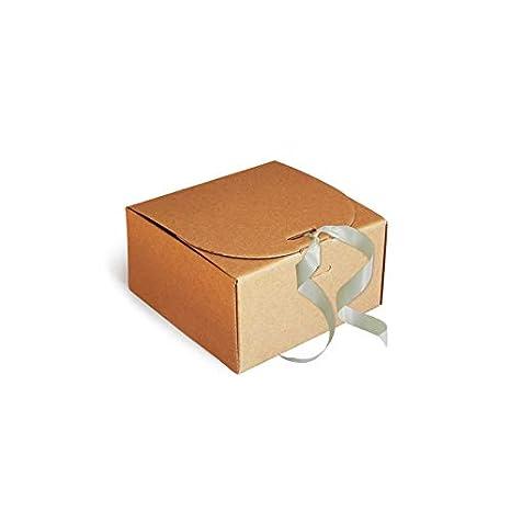 Caja de Cartón Troquelada CTM06 Pack 10 uds: Amazon.es: Oficina y papelería