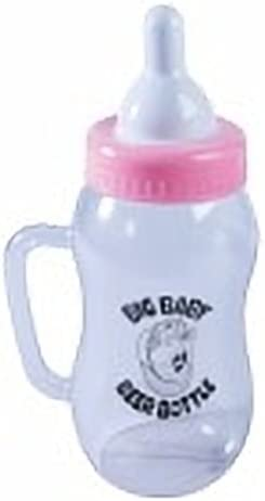 One Size Forum Novelties 73690 Baby Beer Bottle As Shown Pink