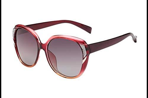 De De De Señoras Definición Conducen Que De Americanos Sol Polarizadas Sombrilla 2 WJYTYJ Alta Y Gafas UV Europeos Anteojos tpqw5wO