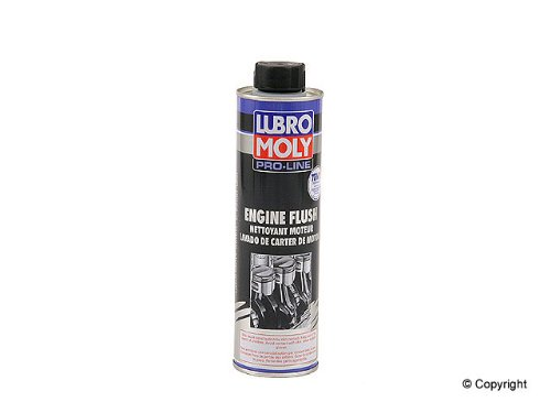 Lubro Moly Proline Engine Flush 2037 (6 Pack) by Lubro Moly