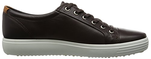 Ecco Mens Soft 7 Mode Sneaker Moka