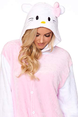 Kitty Cat Adult Onesie -