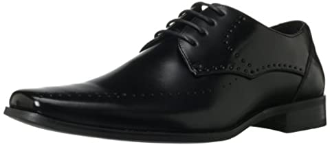 Stacy Adams Men's Atwell Oxford,Black,9.5 M