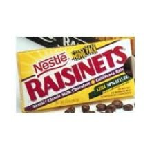 Nestle Raisinets Concession Pack - 3.5 oz. box, 60 per cae