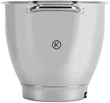 Kenwood KAT811SS - Accesorio BOL compatible con Robots de Cocina Kenwood Chef y Major