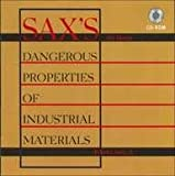 Sax's Dangerous Properties of Industrial Materials, Lewis, Richard J., 0471476617