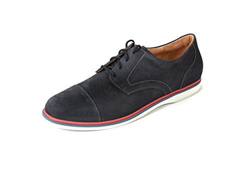 Ganter Giacomo G - Zapatos de negocios (48), color azul marino