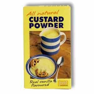 Vegan All Natural Custard Powder 100 grams ()