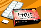 "Zoft ""Halt"" Stop Smoking Aid Nicotine Free Gum by Zoft Gum Company - 24 Pieces"