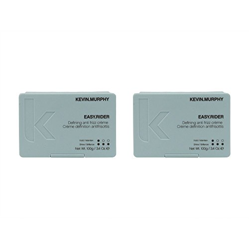 Bundle-2 Items : Kevin Murphy Easy Rider Anti Frizz Flexible Hold Cream, 3.4 Oz (Pack of 2) by Kevin Murphy (Image #1)