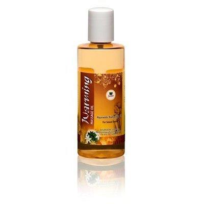 Le réchauffement Huile de massage ayurvédique Kamasutra 6,8 FL. OZ. (200 ml)-Pour le désir sexuel