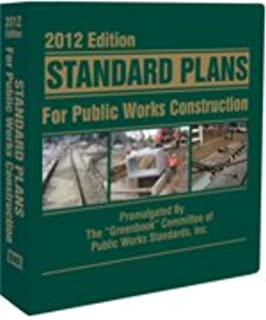 2018 Greenbook: Standard Specifications for Public Works