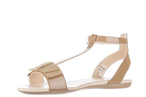 SendIt4Me - Sandalias de vestir para mujer Beige beige, color Beige, talla 40