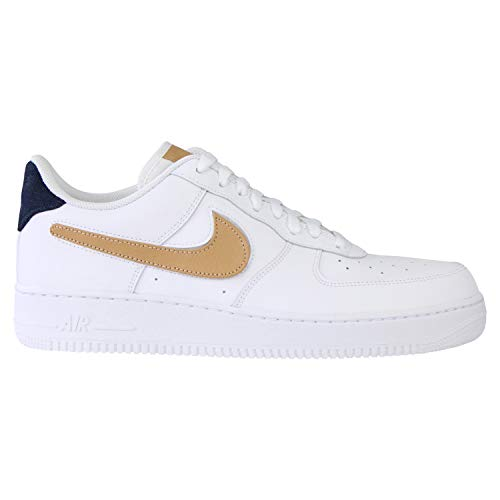 Nike Mens Air Force 1 '07 Lv8 3 Removable Swoosh Sneakers