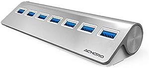 Sweepstakes: Achoro 7 Ports USB 3.0 High-Speed USB Hub...