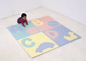 ABC Activity Mat by Children's Factory