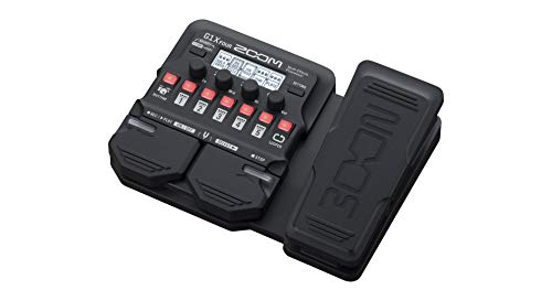 Zoom G1X Four Guitar Multi Effects Pedals 3