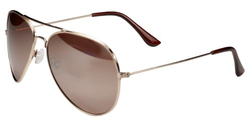 Hilton Bay AV99 Aviator Sunglasses (Copper - Glasses Avaiator