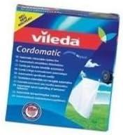 Vileda Cordomatic Corde /à Linge R/étractable Automatique avec Guide de S/écurit/é 15/m