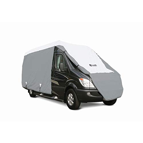 Classic Accessories OverDrive PolyPro 3 Deluxe Class B RV Cover, Fits Up To 20' RVs ()