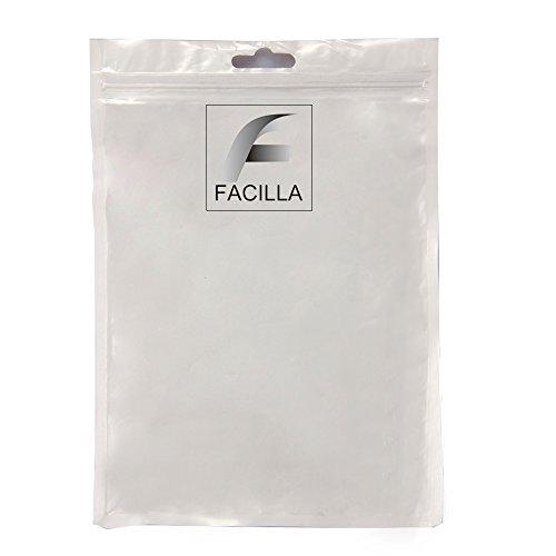 CARCHET® Federtasche Schlamperrolle Schlamperetui Makeup Kosmetik Bag Tasche Hellblau Neu
