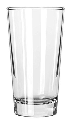 - Libbey Glassware 133 Heavy Base Hi-Ball Glass, 9 oz. (Pack of 36)