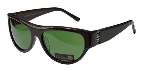 Nicole Miller Women's Utilitarian Fashion Sunglasses: ()