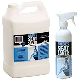 Babe\'s Boat Care BB8216 BABE\'S SEAT SAVER PINT BOAT CARE SEAT SAVER