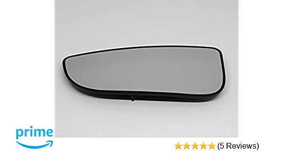 10-18 DODGE RAM 4000 4500 5500 700 Lower Tow Mirror Glass+Adhesive Left Side LH