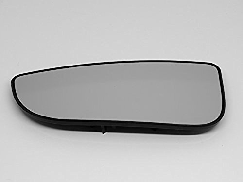 OEBrands Fits 09-18 Ram Pickup Left Driver Lower Flip Up Tow Mirror Glass w/Rear Holder ()