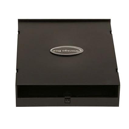 Amazon.com: EverCool PC 5.25 Inc Drive Bay DVD CD Storage Drawer Tray  Molding Kit Box Black: Computers U0026 Accessories