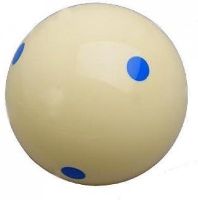 ma-on 2,25 pulgadas deporte bola de billar para entrenar (azul ...
