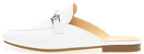 Shoe 511 White 85 Gabor Laidler On Slip Loafer xwBtH