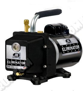 Evacuation Pump, Heavy Duty, 1/2 HP, 115 V